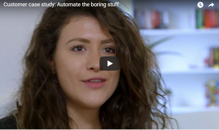 automate the boring stuff customer video still