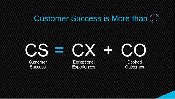Customer Success is More than