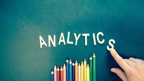 Analytics with pencils