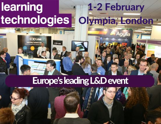 Learning Technologies 1-2 February 2017