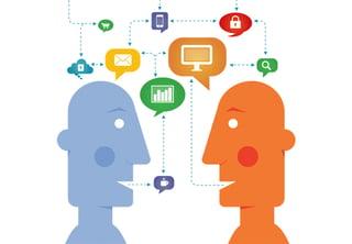 Gaining internal buy in through customer communication