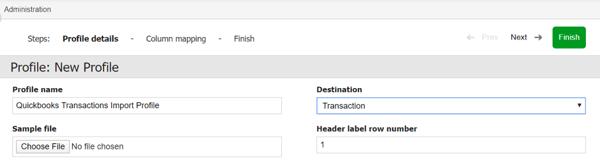 import finance data