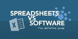 spreadsheets-vs-software