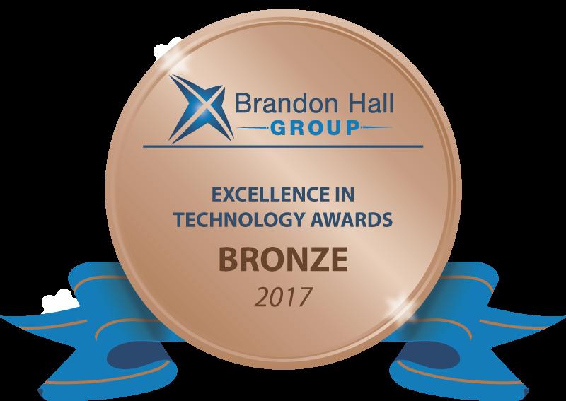 Bronze Award Brandon Hall 2017.png