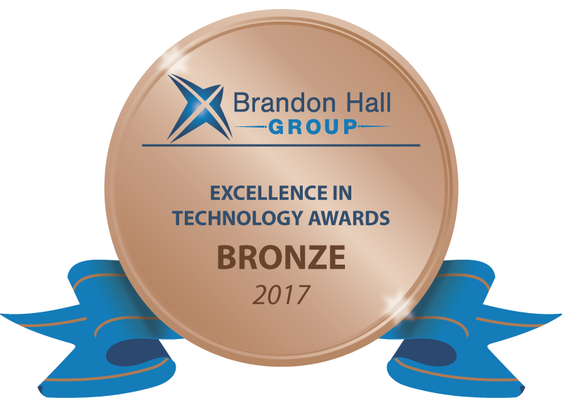 Bronze Award Brandon Hall 2017.png