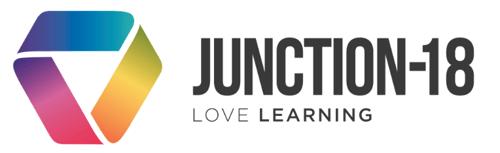 Junction 18 logo