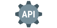 API feed graphic