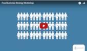 Business strategy workshop webinar cover image