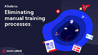 Eliminating manual processes guide for training businesses