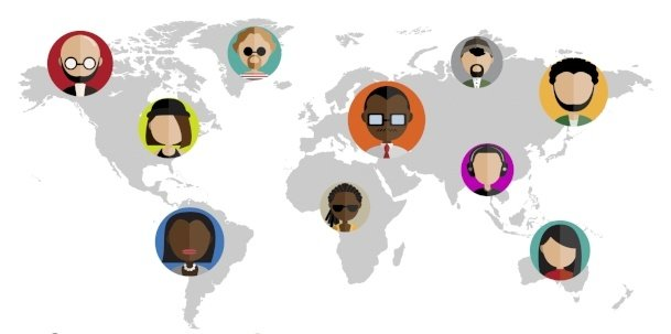 Global learners booking online training courses