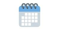 Calendar integration with a training management system