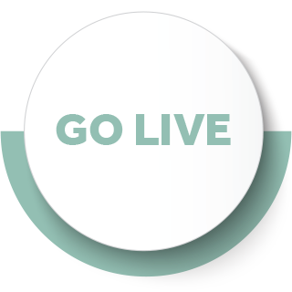Go Live with your software