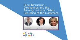 Safely returning to the classroom image cover