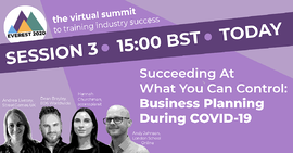 succeeding at what you can control business planning during covid-19 webinar cover image