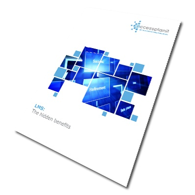 Whitepaper explains how LMS can assist training companies and hidden benefits