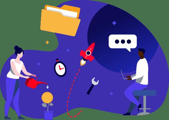 accessplanit team illustration