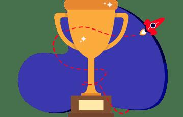 accessplanit illustration trophy winning