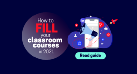 how to fill your classroom courses in 2021