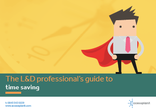 The L&D Professional's Guide To Time Saving