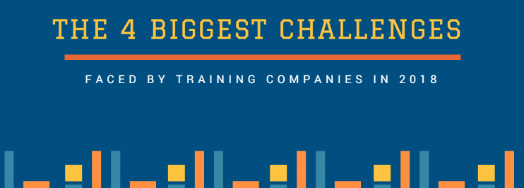 The 4 biggest challenges faced by training companies in 2018