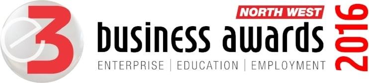 e3 Business Awards 2016 logo