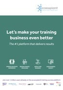 accessplanit Training Success Platform Brochure
