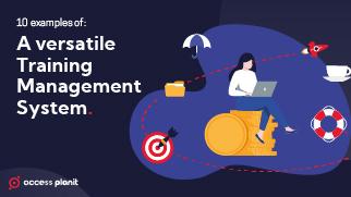 10 ways to use training management software