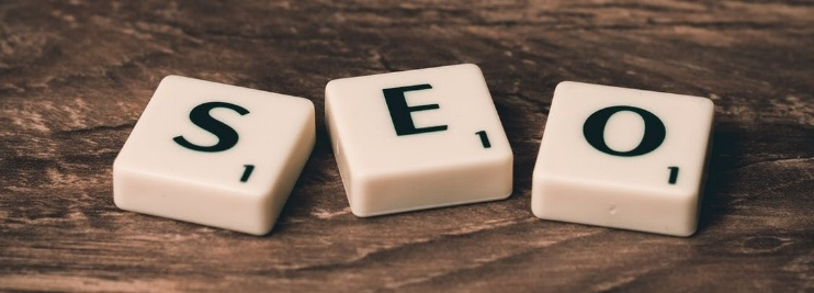 SEO scrabble pieces