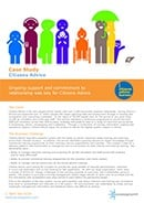 Citizens Advice reduces paper based admin by 50% with accessplanit