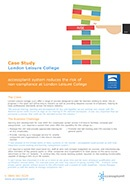 Leisure College seamlessly manage internal and external training with one system