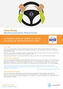 Northamptonshire Police save over 6,500 resource hours annually with accessplanit