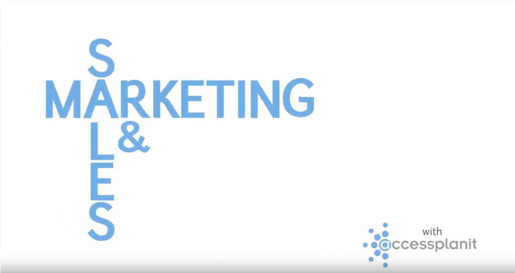 Video: accessplanit Sales and Marketing