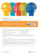accessplanit enables University of the Arts to increase profits year on year